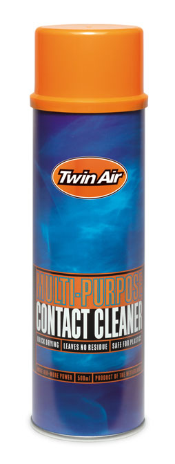 Twin Air Contact Cleaner can.