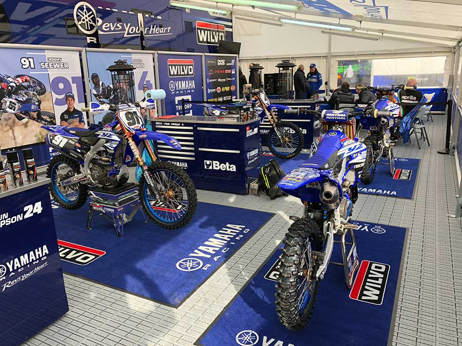 Twin Air Wilvo Yamaha MXGP