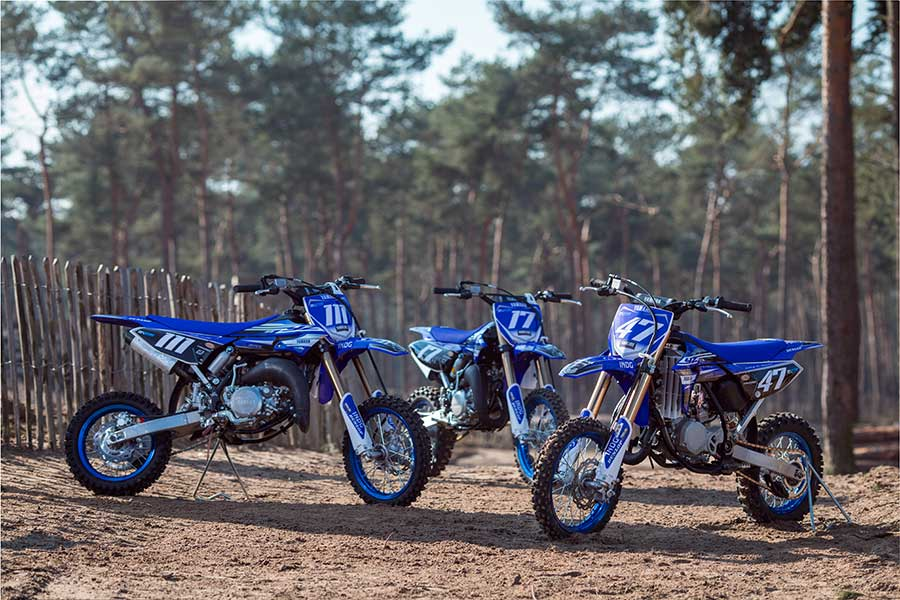 Twin Air 2018 Yamaha YZ65 Air Filter Products