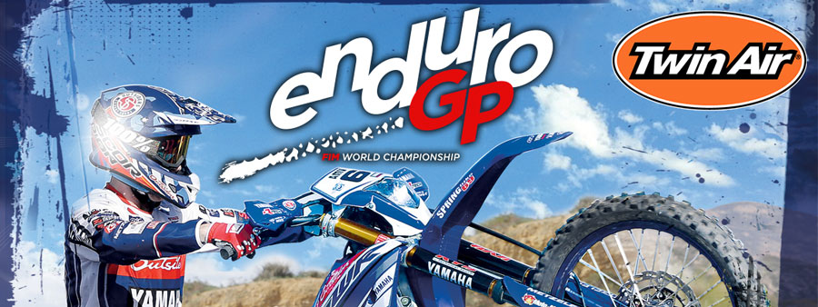 Twin Air EnduroGP Partnership